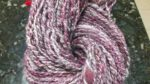 Crosspatch Creations Batt Handspun by Ann