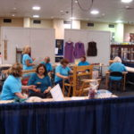 Guild Weaving & Spinning Demo SC State Fair October 2016