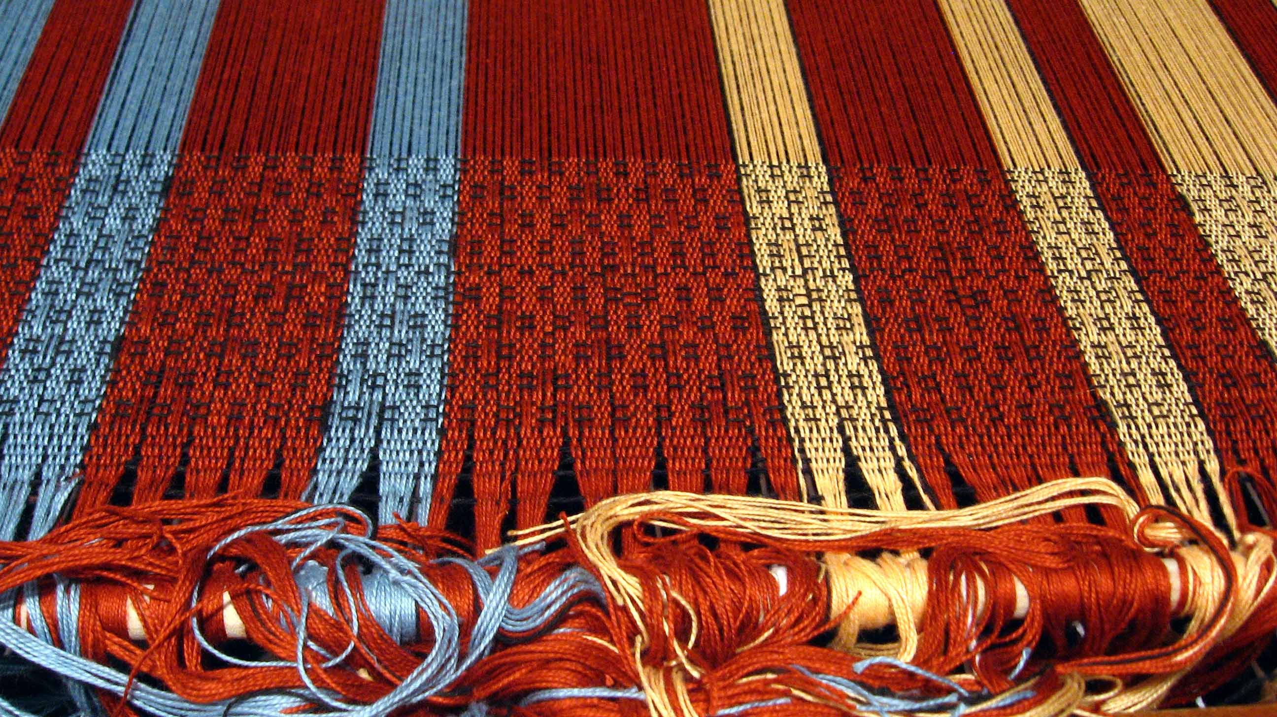 Handweaving by Wendy