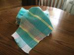 Karen Jean - Weaving, Spring Waffle-Weave Towels