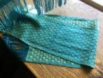 Karen Jean - Weaving, Lemongrass Scarf